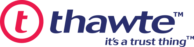 Thawte Trusted Seal - SSL Web Server EV