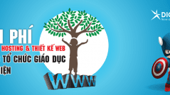 mien phi cloud hosting va thiet ke web